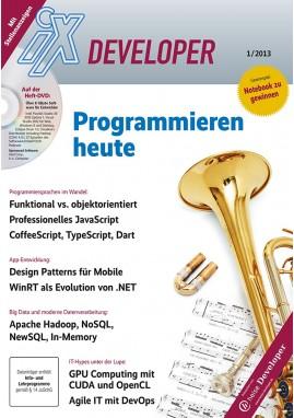 iX Programmieren_Heute 2013